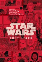 Yen Press's Star Wars: Lost Stars Soft Cover # 1