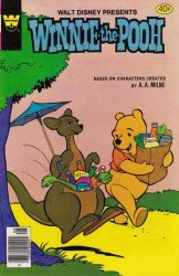 Gold Key's Winnie the Pooh Issue # 14whitman