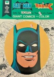 Whitman's Batman and Robin Battle the Penguin: Four Birds of a Feather Issue nn
