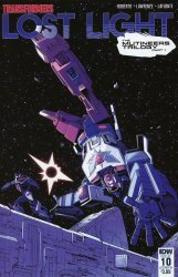 IDW Publishing's Transformers: Lost Light Issue # 10b