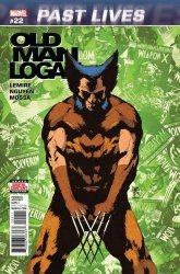 Marvel Comics's Old Man Logan Issue # 22