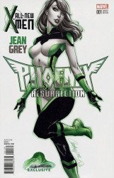 Marvel Comics's Phoenix Resurrection: The Return of Jean Grey Issue # 1jsc-f