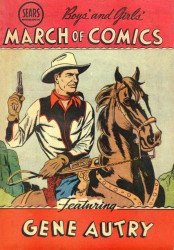 Western Printing Co.'s March of Comics Issue # 54c