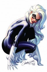 Marvel Comics's Black Cat Issue # 1golden apple-b