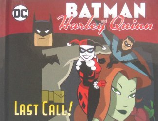DC Comics's Batman & Harley Quinn: Last Call Hard Cover # 1