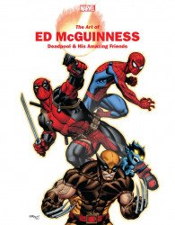 Marvel Comics's Marvel Monograph: The Art of Ed McGuinness Soft Cover # 1