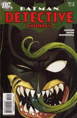 DC Comicss Detective Comics Issue 811