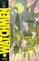 DC Comics's Watchmen TPB # 1-5th print