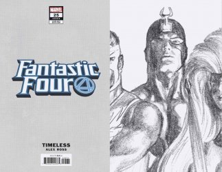 Marvel Comics's Fantastic Four Issue # 25g