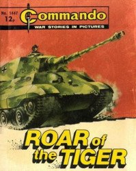 D.C. Thomson & Co.'s Commando: War Stories in Pictures Issue # 1447