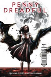 Titan Comics's Penny Dreadful Issue # 4