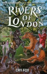 Titan Comics's Rivers of London: Cry Fox Issue # 4