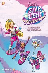 Papercutz's Barbie: Star Light Adventures Soft Cover # 1