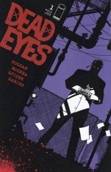 Image Comics's Dead Eyes Issue # 1 - 2nd print