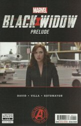 Marvel Comics's Marvel's Black Widow Prelude Issue # 1