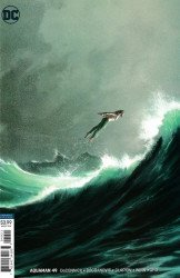 DC Comics's Aquaman Issue # 49b