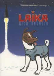 First Second Books's Laika Soft Cover # 1