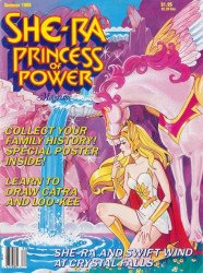 Mattel's She-Ra: Princess of Power Issue # 3