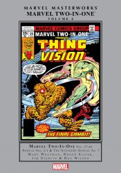 Marvel Comics's Marvel Masterworks: Marvel Two-in-One  Hard Cover # 4