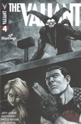 Valiant Entertainment's The Valiant Issue # 4hastings