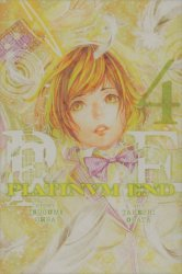 Viz Media's Platinum End Soft Cover # 4