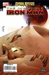 Marvel Comics's Invincible Iron Man Issue # 17