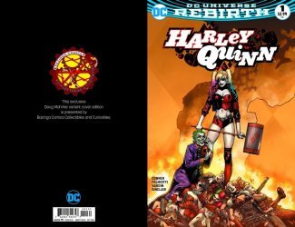 DC Comics's Harley Quinn Issue # 1bazinga