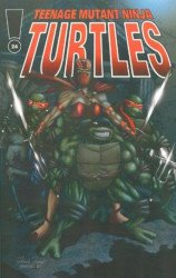 Andrew Modeen's Teenage Mutant Ninja Turtles Issue # 24