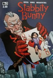 Self-Published's Stabbity Bunny Issue # 2