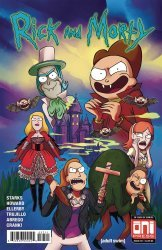 Oni Press's Rick and Morty Issue # 37