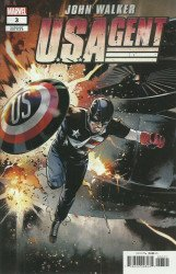 Marvel Comics's U.S.Agent Issue # 3b