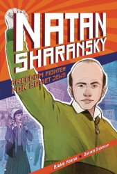 Kar-Ben Publishing's Natan Sharansky: Freedom Fighter For Soviet Jews Soft Cover # 1