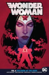 DC Comics's Wonder Woman TPB # 6