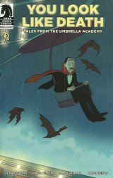 Dark Horse Comics's You Look Like Death: Tales from the Umbrella Academy Issue # 3b
