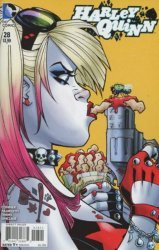 DC Comics's Harley Quinn Issue # 28b