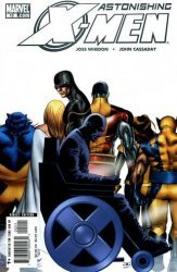 Marvel Comics's Astonishing X-Men Issue # 12