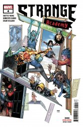 Marvel Comics's Strange Academy Issue # 4