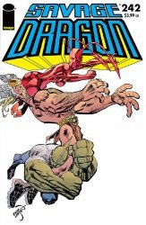 Image Comics's Savage Dragon Issue # 242