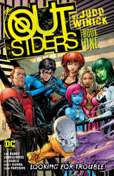 DC Comics's Outsiders: By Judd Winick TPB # 1
