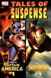 Marvel's Tales of Suspense: Captain America & Iron Man - Commemorative Edition Issue # 1