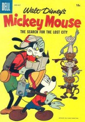 Dell Publishing Co.'s Mickey Mouse Issue # 54b