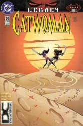 DC Comics's Catwoman Issue # 36b