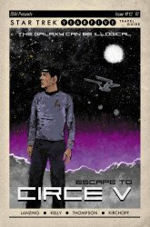 IDW Publishing's Star Trek: Year Five Issue # 12ri