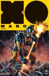 Valiant Entertainment's X-O Manowar Issue # 8