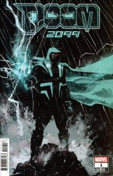 Marvel Comics's Doom 2099 Issue # 1c
