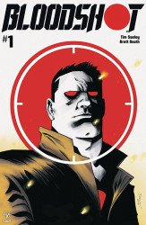 Valiant Entertainment's Bloodshot Issue # 1