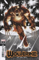 Marvel Comics's Wolverine Issue # 3 - 2nd print