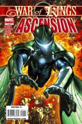 Marvel Comics's War of Kings: Ascension Issue # 1