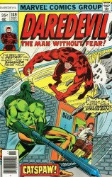 Marvel Comics's Daredevil Issue # 149