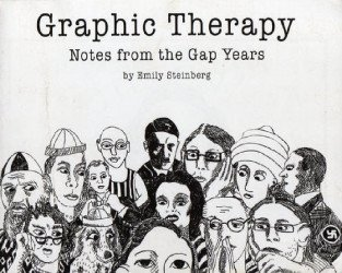 Emily Steinberg's Graphic Therapy: Notes from the Gap Years Soft Cover # 1
